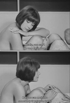 Une Femme Mariée | Jean-Luc Godard (1964):