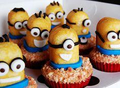 Minions! ...yummy minions.