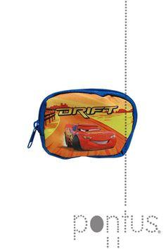 Porta-moedas redondo Cars ref.as2828 | JB