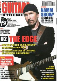 The Edge, yes please <3