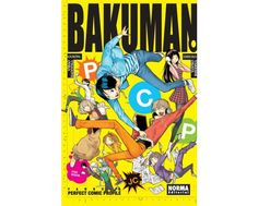 CATALONIA COMICS: BAKUMAN. PCP