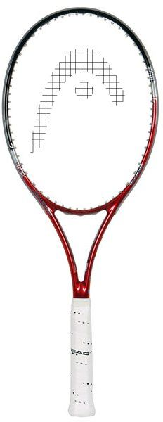 Head IG Prestige Pro offers easier access to spin and more pace off the stringbed compared to the Prestige Mid and Midplus. With a generous sweetspot, advanced players will find this to be a forgiving racquet. Head Tennis, Pro Tennis, The Prestige, Tennis Racket, Fiber, Spin, Lighter, Pattern, Red