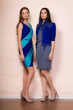 P/É 2016 Muse par Christian Chenail Muse, High Neck Dress, Dresses For Work, Fashion, Moda, Fasion, Trendy Fashion, High Neckline Dress, La Mode