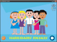 Programa de habilidades sociales para infantil y primaria. Assertiveness, Bright Future, My Emotions, School Counseling, I School, Social Skills, Speech Therapy, Early Childhood, Activities For Kids