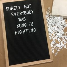 Get your point across in style with this trendy letterboard by New View. Display your favorite quote, provide some motivation, or leave little messages for friends and family members - the possibilities are endless! The plastic letters slide easily int Word Board, Quote Board, Message Board, Felt Letter Board, Felt Letters, Felt Boards, Black Letter Board, Sign Quotes, Me Quotes