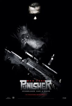 The Punisher - Zone de guerre : Affiche Lexi Alexander, Ray Stevenson Punisher Marvel, The Punisher 2, Daredevil, Comic Book Heroes, Comic Books, Comic Art, Dominic West, Ray Stevenson, Fun Comics
