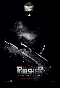 The Punisher - Zone de guerre : Affiche Lexi Alexander, Ray Stevenson Punisher Marvel, The Punisher 2, Daredevil, Comic Book Heroes, Comic Books, Comic Art, Dominic West, Ray Stevenson, Fun Comics