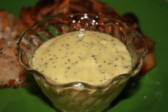 Red Robin Honey Mustard Poppy Seed Dressing from Food.com:   								Here is the original dressing recipe (right from their training book). I have scaled it down and converted it to measurements instead of having to weigh all the ingredients.