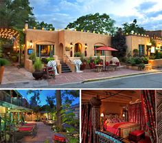 The Inn of the Five Graces and other west coast getaways