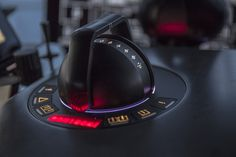 The Futuristic BridgeRolls-RoyceDesigned For Its New Ships Looks Like a Spacecraft Cockpit