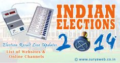 On May all eyes will be fixed to TV screens & Online as election commission will declare the results. Indian Election Result Complete List of Websites & Links. List Of Websites, Election Results, All About Eyes, Screens, Indian, Tv, Digital, Blog