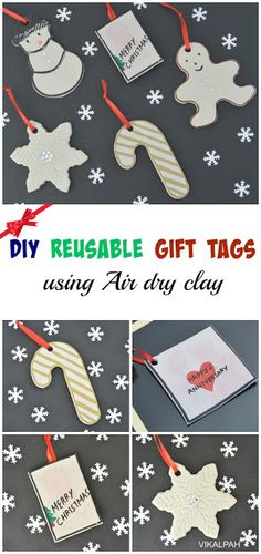 Reusable Gift Tags #TriplePFeature