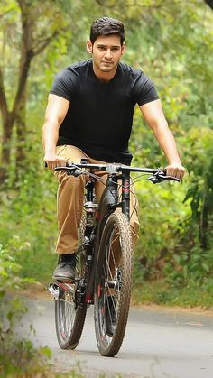 HD wallpaper: Srimanthudu First Look, black bicycle, Movies, Bollywood Movies | Wallpaper Flare