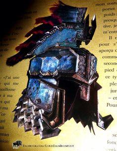 Dain Ironfoot's Helmet - BOTFA