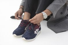 ASICS GEL-LYTE III HL6B1 5099, this sneaker is now available at www.frontrunner.nl