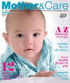 Mother&Care Magazine cover_On September 2011