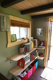 """Lord, help me!"" she said.: Tiny House for a Family of Four. Yes!"