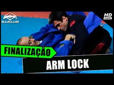 Arm Lock from Closed Guard - Edilberto da Ponte -different way