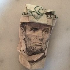 Lincoln hat origami, my new hobby