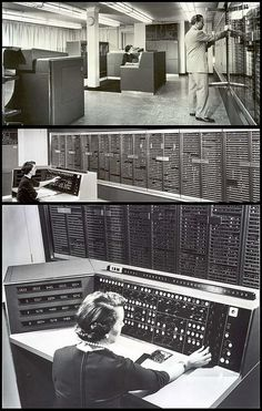 The IBM Naval Ordnance Research Calculator was possibly the first supercomputer and was the most powerful computer of its time. It could perform 15,000 operations per second, and the first version had 2,000 64-bit words of main memory, roughly the equivalent of 16 kilobytes.