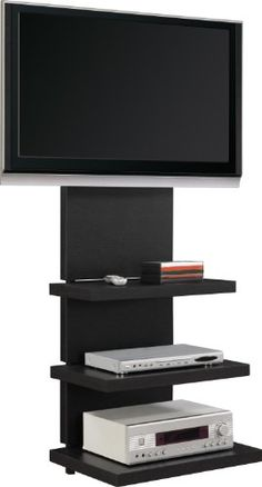 Altra Furniture Hollow Core AltraMount TV Stand with Mount for TVs Up to 60-Inch, Black Espresso - http://besttvstands.com/?product=altra-furniture-hollow-core-altramount-tv-stand-with-mount-for-tvs-up-to-60-inch-black-espresso