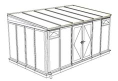 5 x 3 lean to synseal conservatory on full height 35mm polcarbonate cheap upvc conservatory price http://www.budgetupvc.co.uk