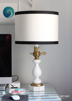 Time to transform that old vintage lamp? Let me show you how to hardwire vintage lamps and bring some new light to your room!