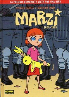 Marzi et son Lapin jaune.