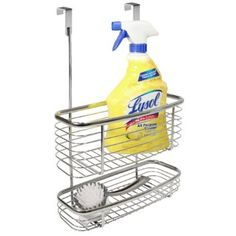 $13.16 Amazon.com: InterDesign Axis Over the Cabinet X3 Basket: Home & Kitchen