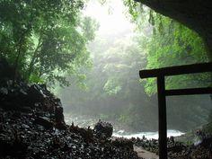 Ameyasu no kawara - 天安河原