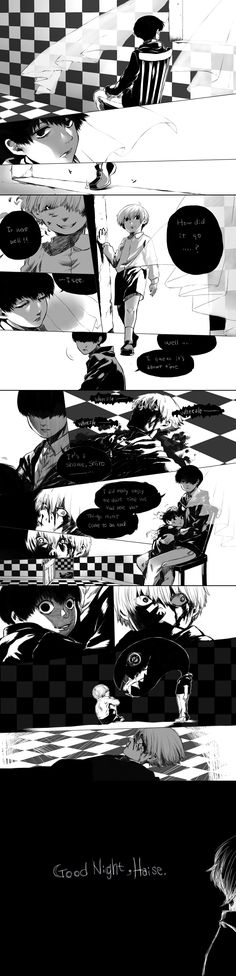 Tokyo Ghoul ::: Woah..../// Is this a real thing...chapter? >> dont think so, but i bet this is pretty much whats gonna happen next