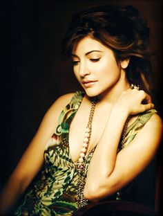 Anushka Sharma  L'OFFICIEL Magazine