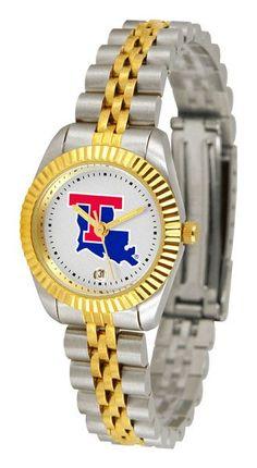 Ladies Louisiana Tech Bulldogs - Executive Watch