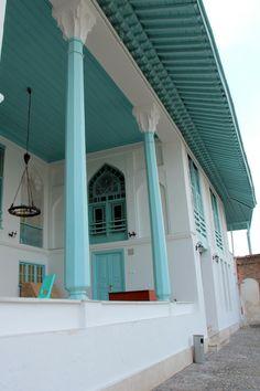 Historical House in Rasht, Guilan, Iran