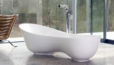 Fresco of Remodel Your Private Bathroom with Luxurious Victoria and Albert Tubs