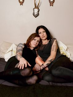 My First Year as a Woman- article about Tom Gabel of Against Me!'s journey so far as Laura Jane Grace