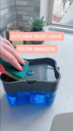 Cool Gadgets To Buy, Cool Kitchen Gadgets, Kitchen Hacks, Cool Kitchens, Kitchen Tools, Amazon Gadgets, Gizmos And Gadgets, Useful Gadgets, Must Have Gadgets