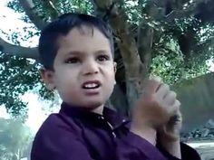 Punjabi funny Interview of a little Pakistani child