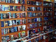 Librería Gigamesh, Barcelona.