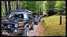 Overland Rally Vermont @ Main Line Overland