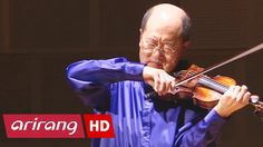 The Innerview _ Violinist Lee Sung-il _ Genius Violinist