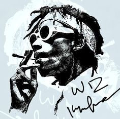 Cameron Jibril Thomaz, better known by his stage name Wiz Khalifa, is an American rapper, songwriter, and actor. He released his debut album, Show and Prove, in 2006, and signed to Warner Bros. Records in 2007.