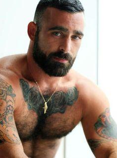 *beard