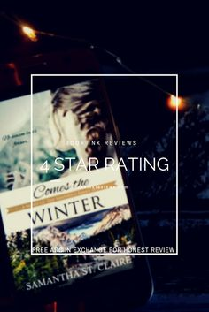 Comes the Winter by Samantha St. Great Books, My Books, Review Board, St Claire, Star Rating, Book Reviews, How To Become, Faith, Ink