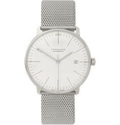 Muy parecido al de Thhomas Sabo pero este es de Junghans x Max BillStainless Steel Automatic Watch MR PORTER