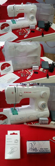 Embroidery Machines 71196: Singer 3323S Talent Factory Serviced Mechanical Sewing Machine With Bonus Feet -> BUY IT NOW ONLY: $99 on eBay!