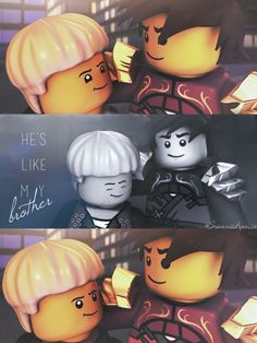 • #LEGO #NINJAGO  • #Kai #Lloyd  • #RedNinja #GreenNinja  • #MasterofFire  #MasterofEnergy  My Edit :)