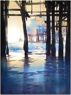 Thomas Schaller #watercolor jd
