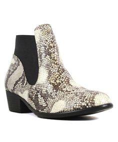 Snake Lorrie Boot
