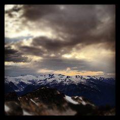 Tantalus range, British Columbia. #GILOVEBC
